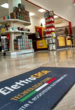 tappeto personalizzato Atl Elettrocasa