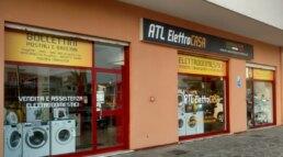 vetrina e insegna luminosa personalizzata Atl Elettrocasa2
